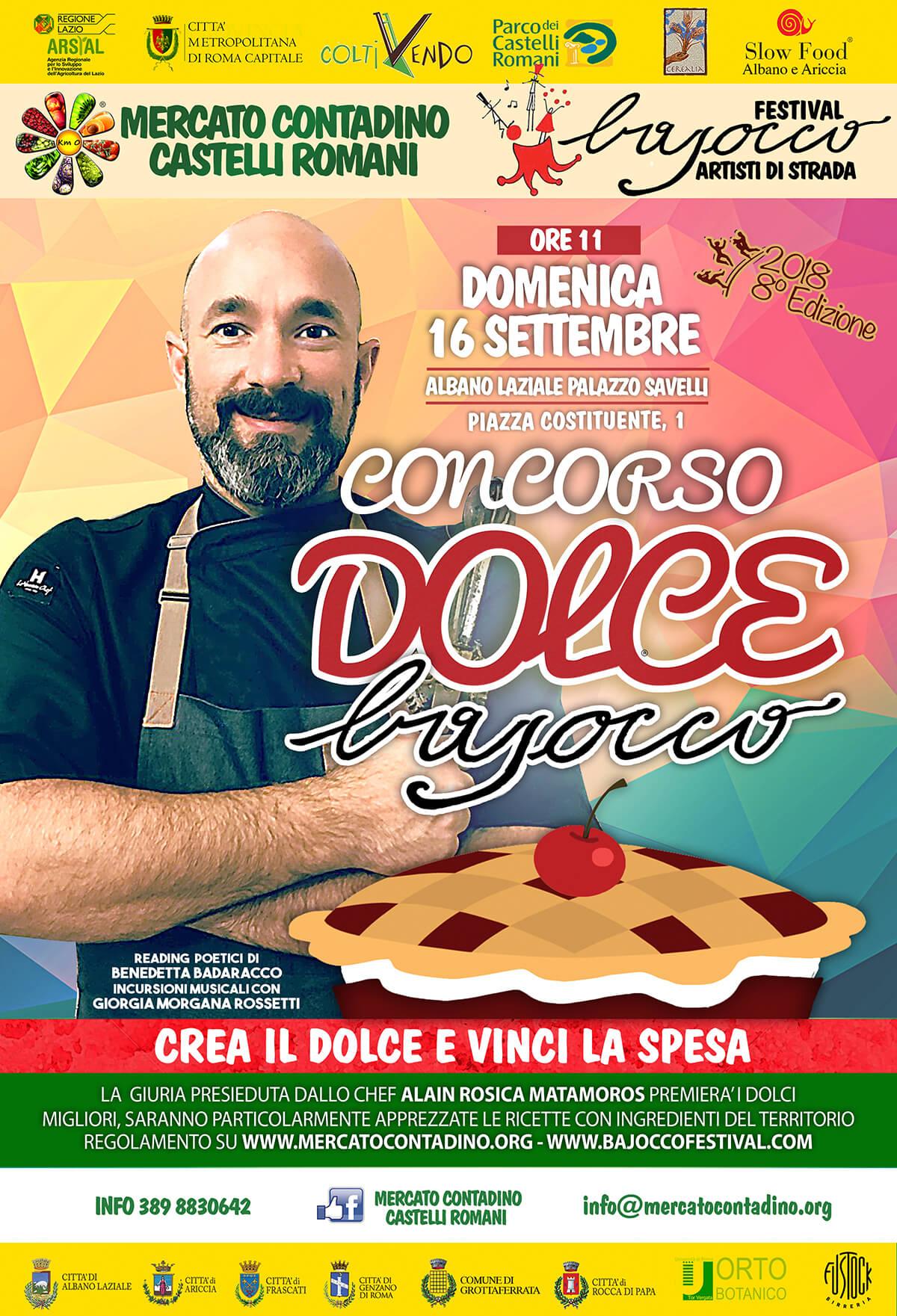 CONCORSO DOLCE BAJOCCO 2018