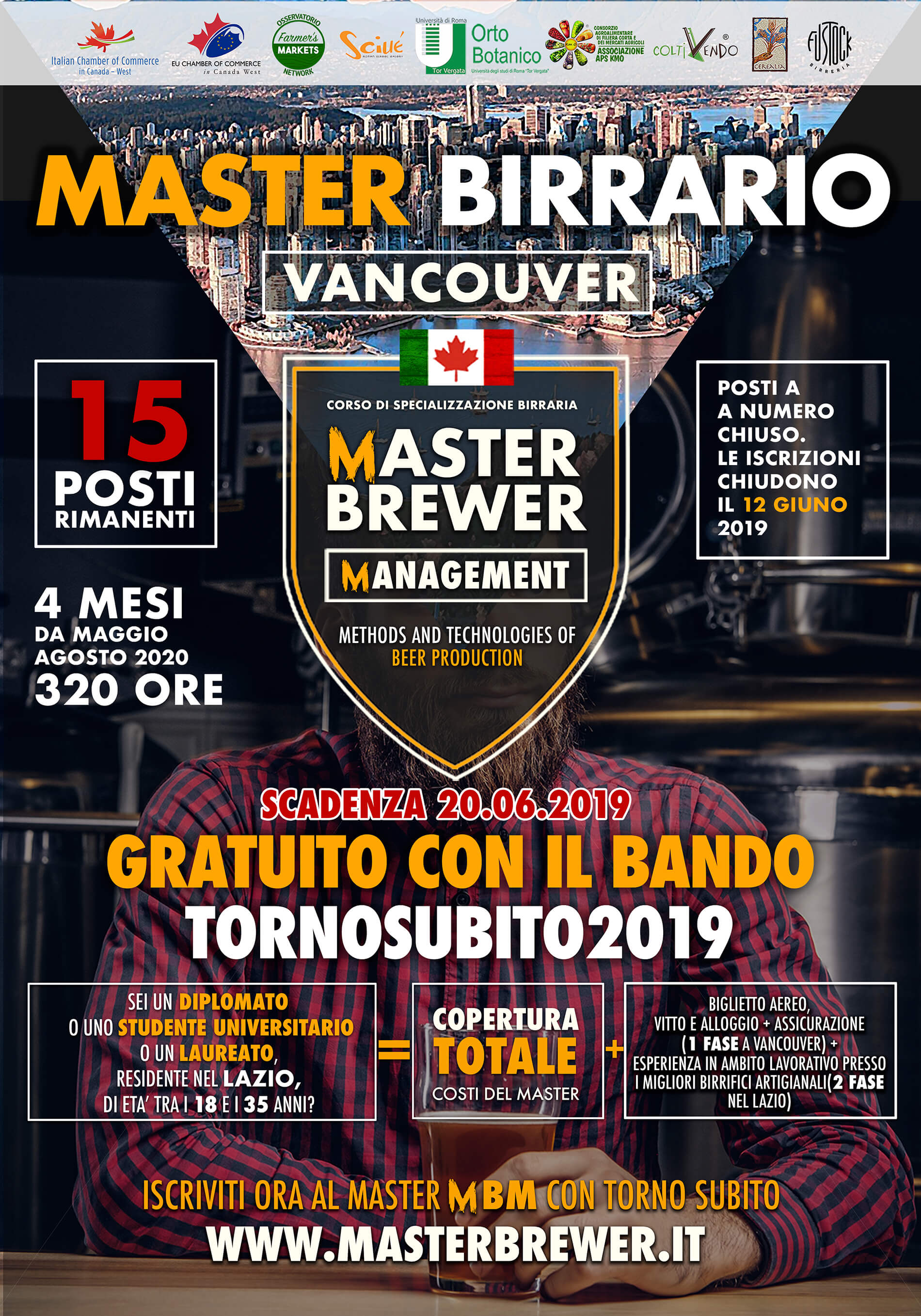 Master Birrario Vancouver