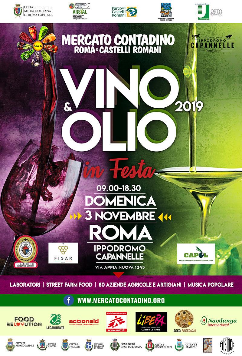 VINO e OLIO in FESTA 2019