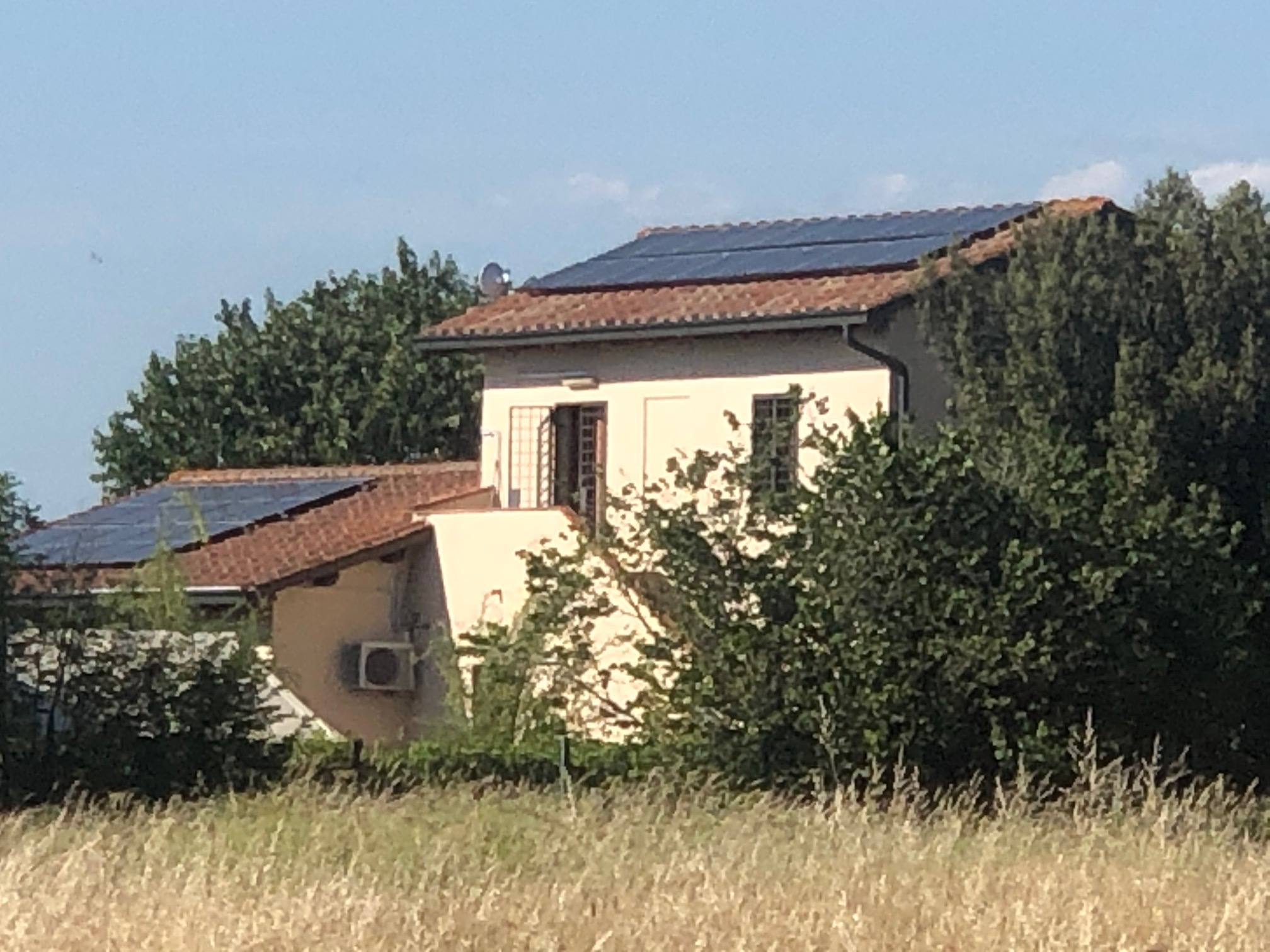 L'energia è verde all'Orto Botanico Tor Vergata